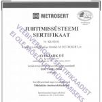 ISO-sertifikaadid