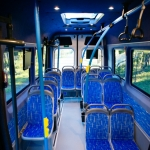 Low-Floor City bus